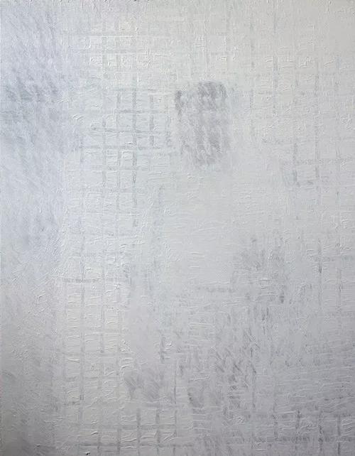 """Etienne Armandon, """"Ulysse"""", huile sur toile, oil on canvas, 146 x 114 cm, 2019"""