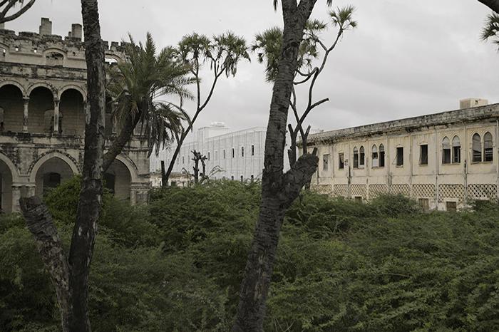 Matthias Bruggmann / Somalie # 1814 / 100 x 150 cm / Tirage pigmentaire sur papier archive / 2009