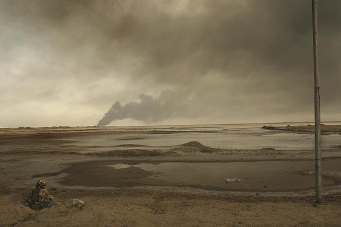 Matthias Bruggmann / Irak # 5434 / 100 x 150 cm / Tirage pigmentaire sur papier archive / 2003 / Ed. of 3