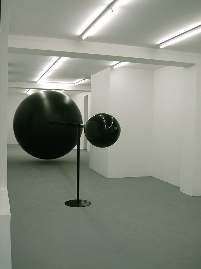Odile Decq / Homeostasie / Installation Galerie Polaris