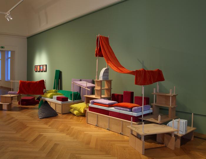 Yto Barrada / Vue de l'exposition Yto Barrada /M-Museum Louvain / 30.09.2016 - 17.01.2017