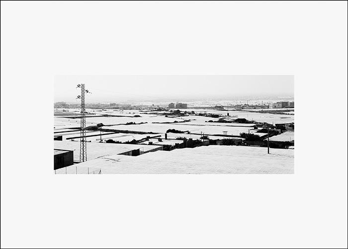 Eric Aupol / Mar de plástico (Almeria-Andalousie) IV / C-print / 2009 / Ed. of 3