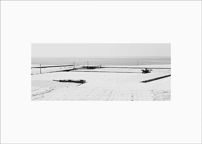 Eric Aupol / Mar de plástico (Almeria-Andalousie) VI / C-print / 2009 / Ed. of 3