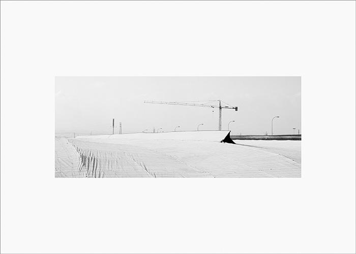 Eric Aupol / Mar de plástico (Almeria-Andalousie) VII / C-print / 2009 / Ed. of 3
