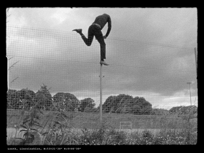 Simon Faithfull / 0°00 Navigation / vidéo still / 55min / 2008