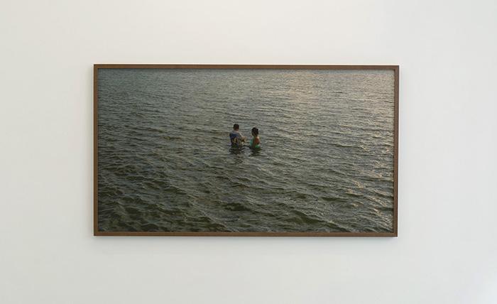ouis Heilbronn / Big Ocean special / Ink jet print / Ed. of 3 / 100 x 175 cm / 2017
