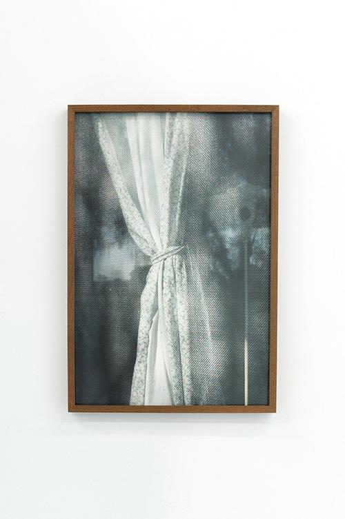 Louis Heilbronn / Curtain II / Ink jet print / Ed. of 3 / 60 x 40 cm / 2017