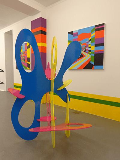 Speedy Graphito / Résolution – Speedy Graphito / View exhibition / Galerie Polaris / Octobre – Novembre 2015