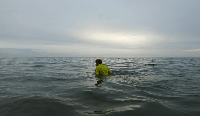 Simon Faithfull / Going Nowhere 1.5 / videostill / HD video, 9min, 2016