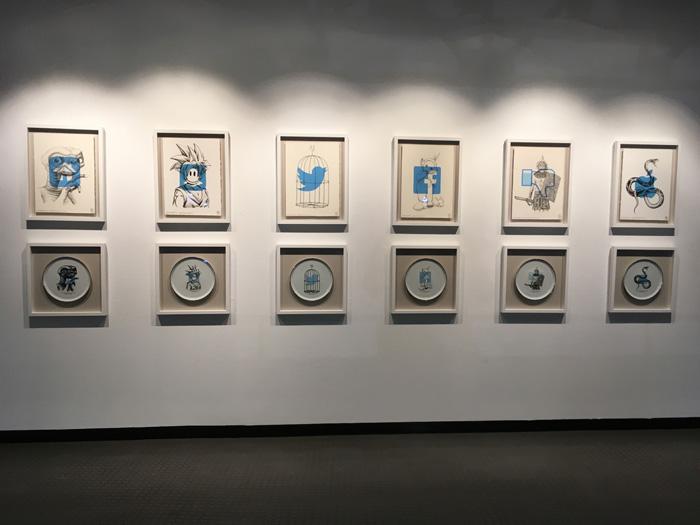 Exposition Big Buzz Show à l'Espace d'Art Contemporain André Malraux, Colmar du 8 juillet au 8 octobre 2017
