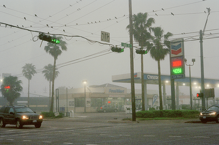 Louis Heilbronn / Galveston Morning, Galveston, Texas / Series – Paris Texas 2013 – / 23 x 30,5 cm, Edition of 3 / Digital C-Print 2015