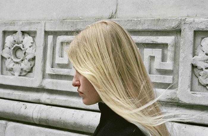 Louis Heilbronn / Louise, New York Public Library, New York / Series – Paris Texas 2013 – / 23 x 30,5 cm, Edition of 3 / Digital C-Print 2015