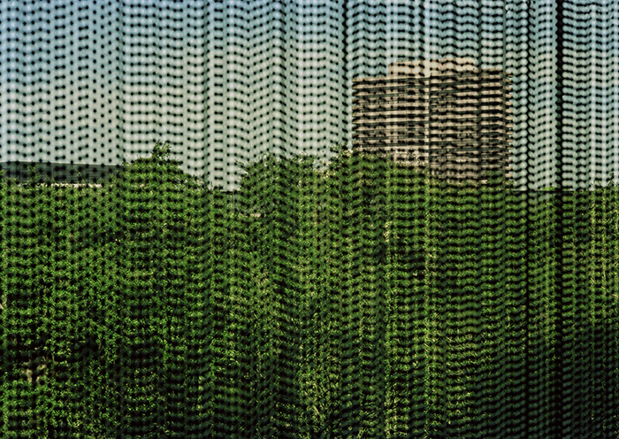 Louis Heilbronn / Shade Houston, Texas, February 2013 / Series Paris Texas 2013 / 23 x 30,5 cm, Edition of 3 / Digital C-Print 2015