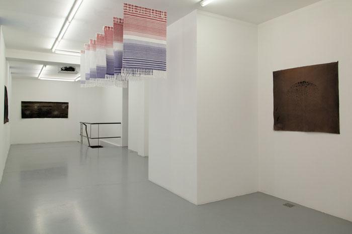 ue de l'exposition « On en est arrivé là » à la Galerie Polaris, du 11 mars au 18 avril 2017