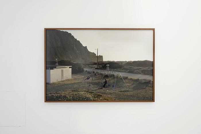 Louis Heilbronn / Swing / Ink jet Print / 100 x 150 cm / 2017