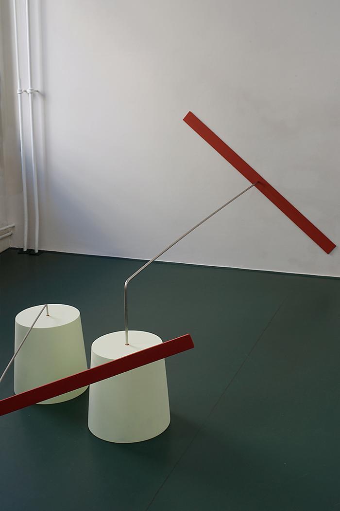 Monika Brandmeier / Feststellung / 2015