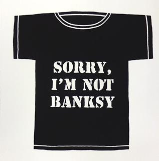 Speedy Graphito - Sorry I am not Banksy