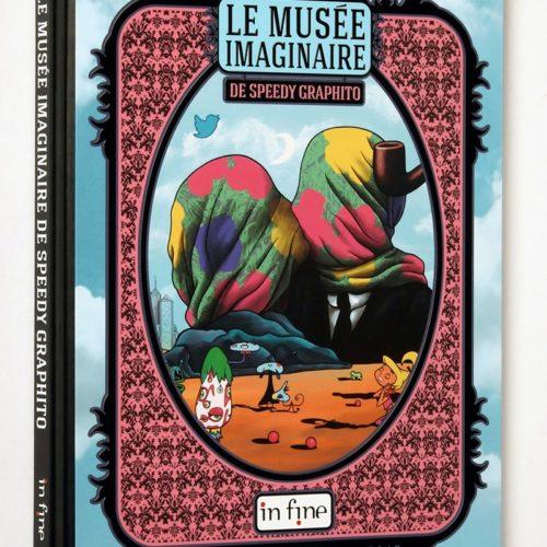 Livre de Speedy Graphito - Le musée imaginaire